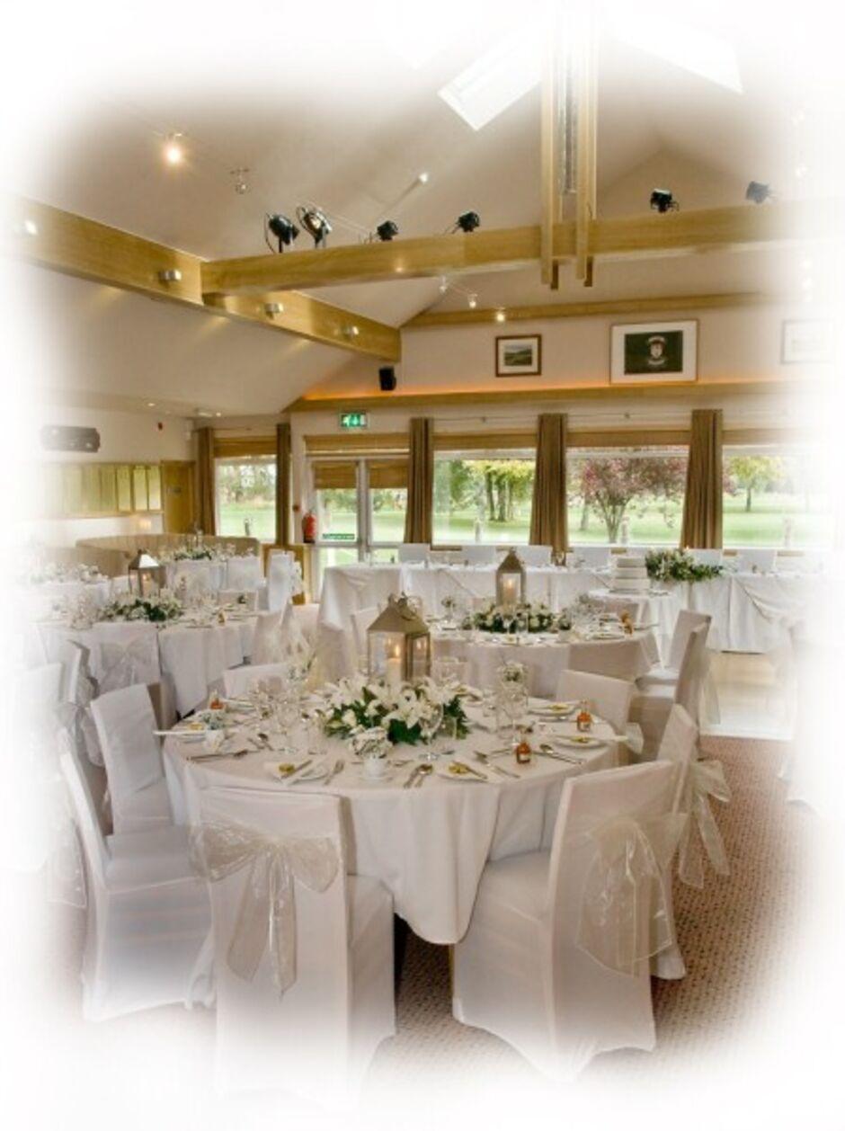 Disley Golf Club Function Room